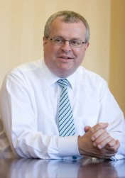 Paul O'Toole, CEO, SOLAS