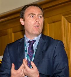Alan Mongey, NAPD ICT Committee