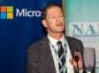 Steven Duggan speaking about Microsoft Professional Development