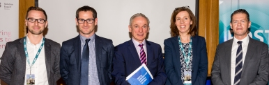 Keynote Speakers - Eoghan Keegan, Seán Ó Grádaigh, Minister for Education & Skills, Richard Bruton TD, Madeleine Murray PDST, Steven Duggan