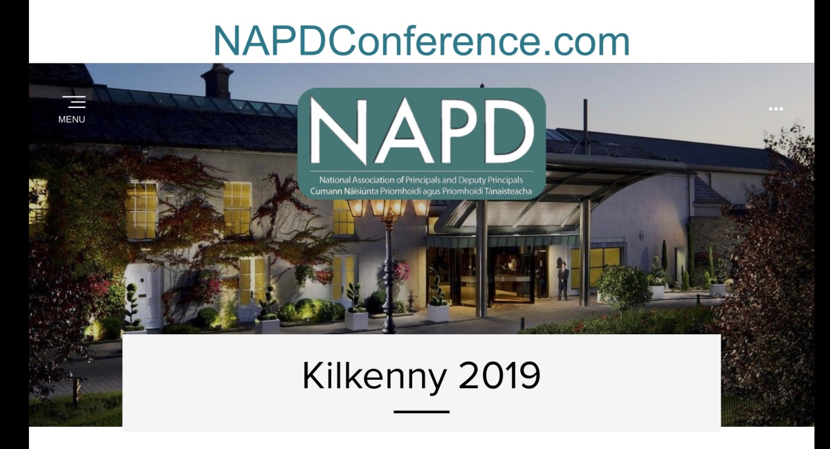 Conference 2019 website