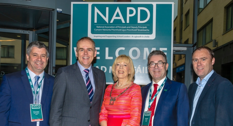 NAPD Conference Website